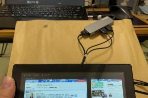 ELECROW 7インチ モバイルモニター Raspberry Pi用 ディスプレイ タッチパネルモニター
